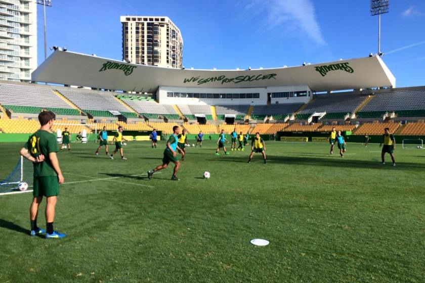 Rowdies Travel to Cosmos for Pivotal Playoff Decider