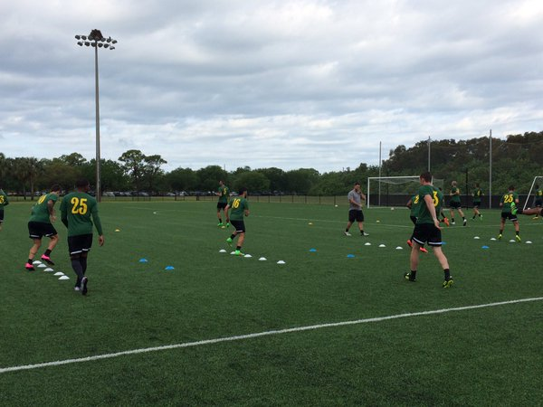 Spring Week 2 Preview: Rowdies at Miami FC