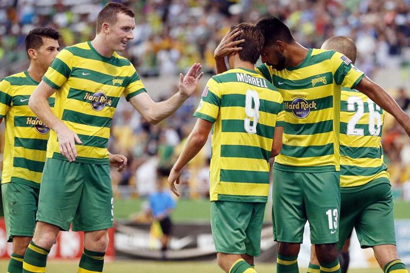 Rowdies Dispatch Eastern Conference-leading Battery 2-0