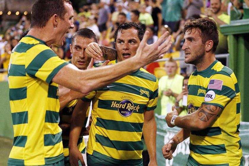 Worth the Wait: Rowdies Snap Winless Streak with 2-0 Win Over Cincinnati
