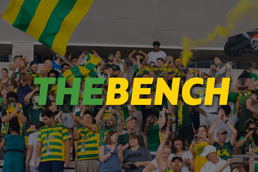 The Bench Vol. 2 Issue 11
