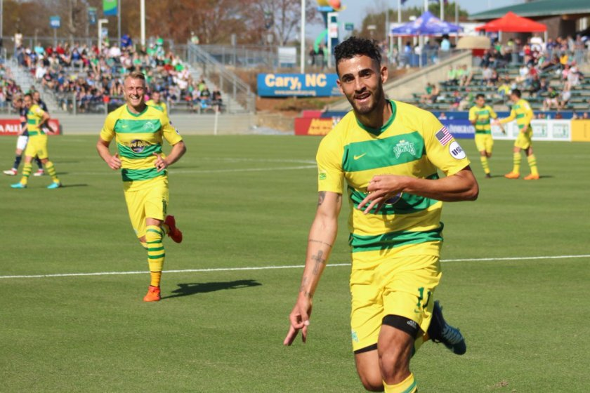 Rowdies Take Three Points in USL Season Opener
