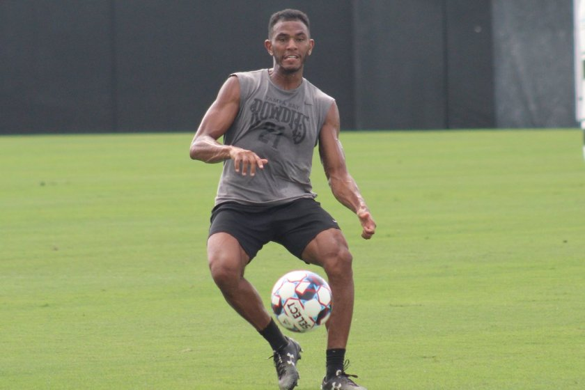 Rowdies' Magalhães Charged with Aggravated Battery in Pinellas