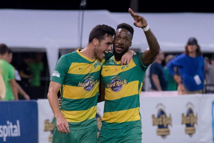 Third Straight Win has Rowdies in the Thick of Postseason Race