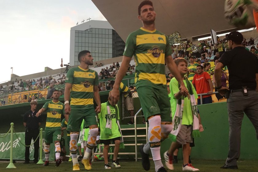 Rowdies Grind Out Win Against Atlanta