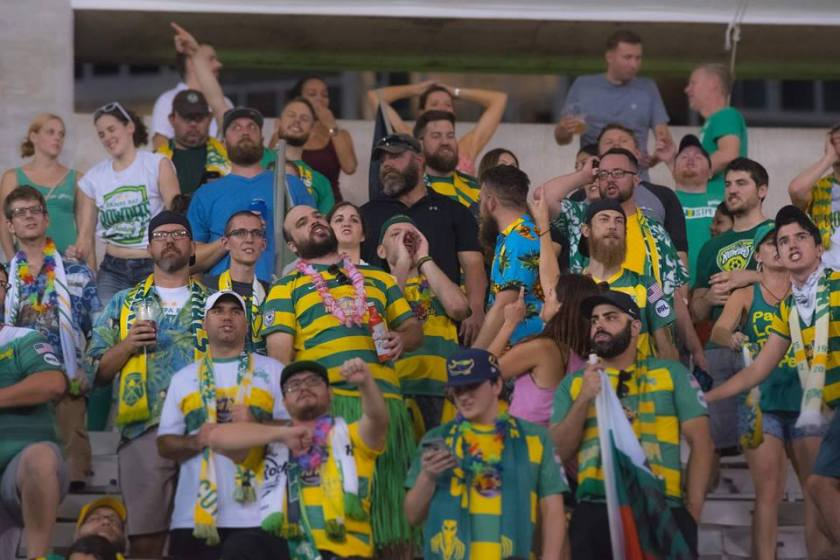 Rowdies Focused on Nurturing Fanbase as Rays Era Begins