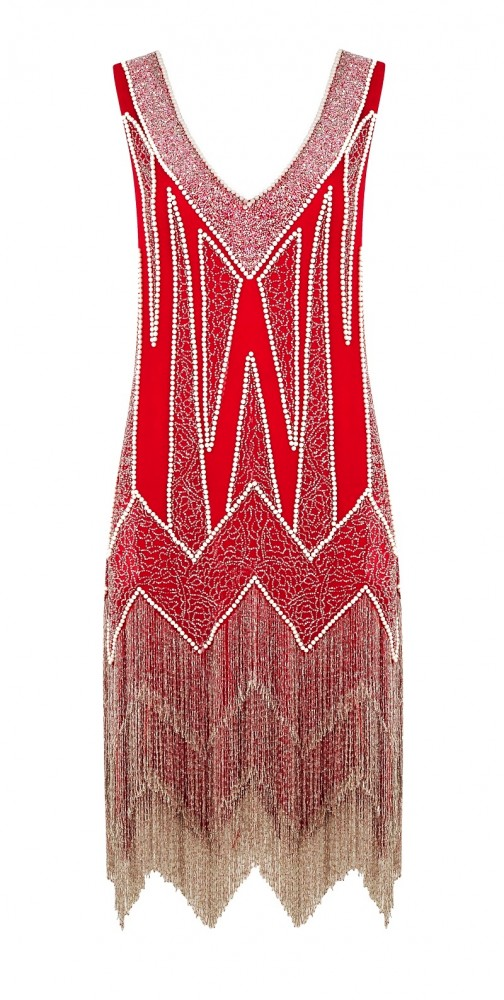 Sparkle in 1920s style: flapper dresses from Miss ...