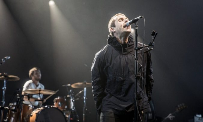 Image result for liam gallagher live in new york sky arts