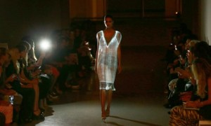 smart fabric dress