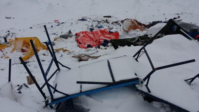 Base Camp - PRINT