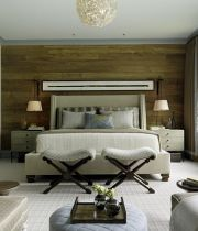 chic-wooden-wall-in-bedroom