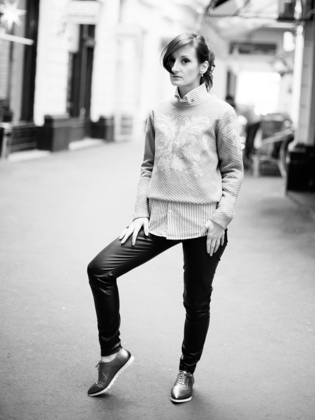 Gia_theurbandiva_diy shorten sweater
