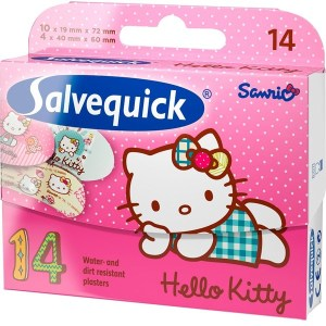 Salvequick Hello Kitty