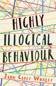 John Corey Whaley - Highly Illogical Behavior theurbandiva blog books