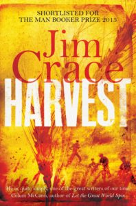jim Crace Harvest book review