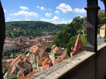sighisoara din turn_2017