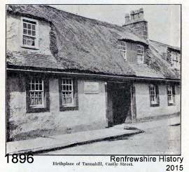 Tannahill-Birth-cottage