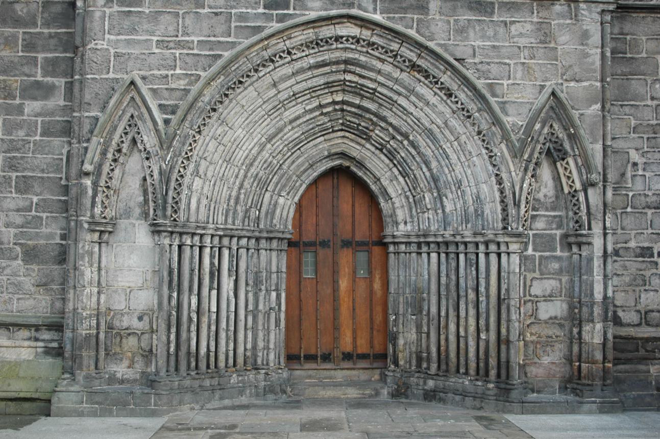 A tour of Paisley Abbey