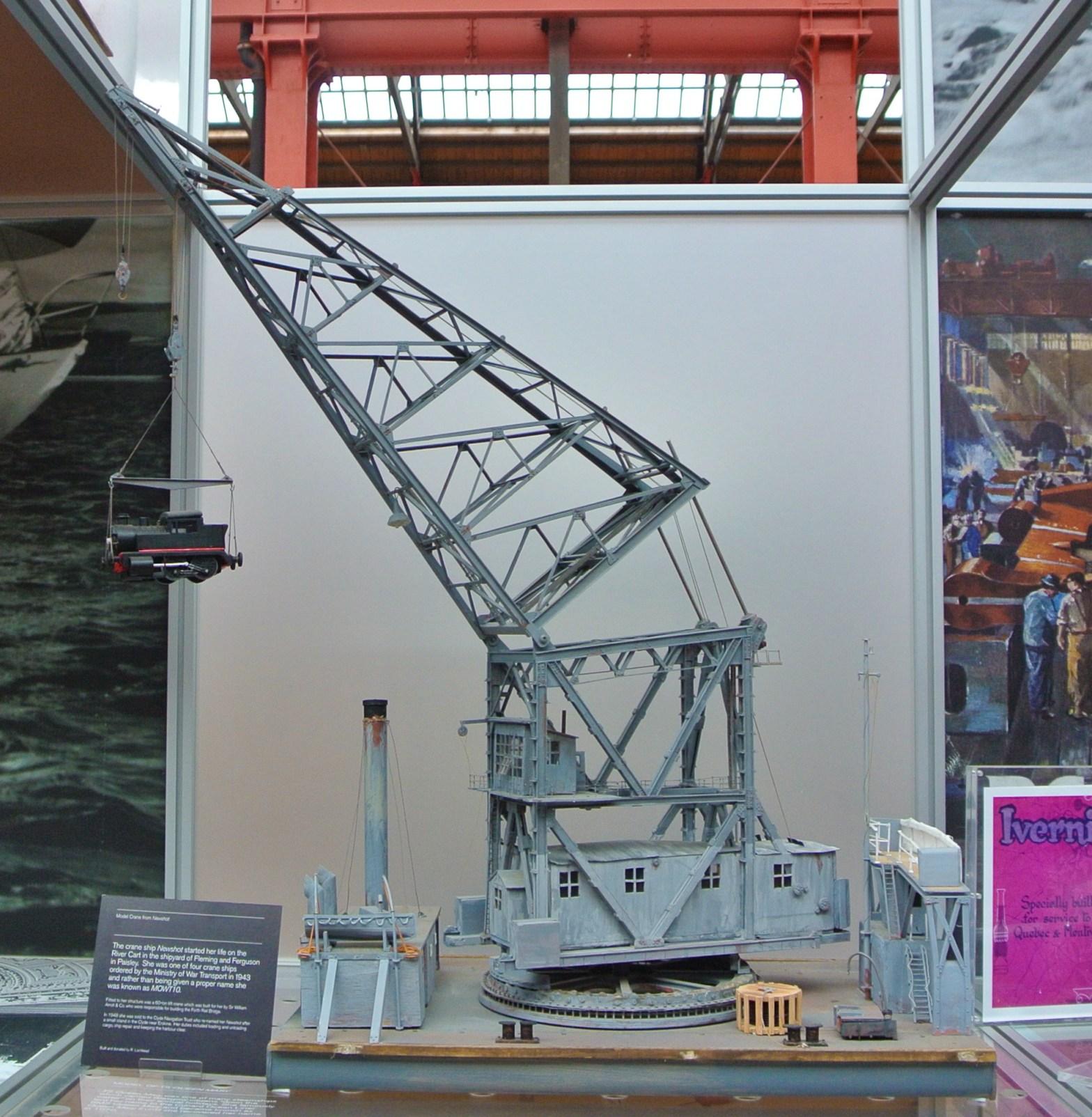 Newshot Crane