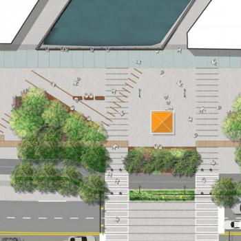 Waterfront Diagonal
