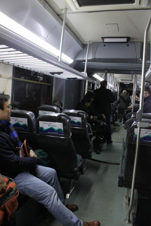 Sound Transit Overhead Storage