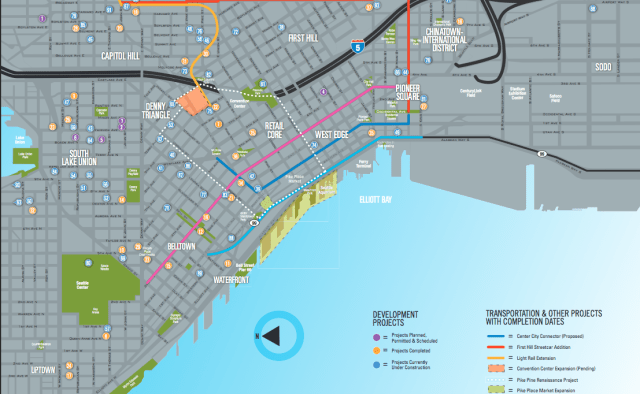 What We're Reading: Downtown Seattle Is King | The Urbanist on