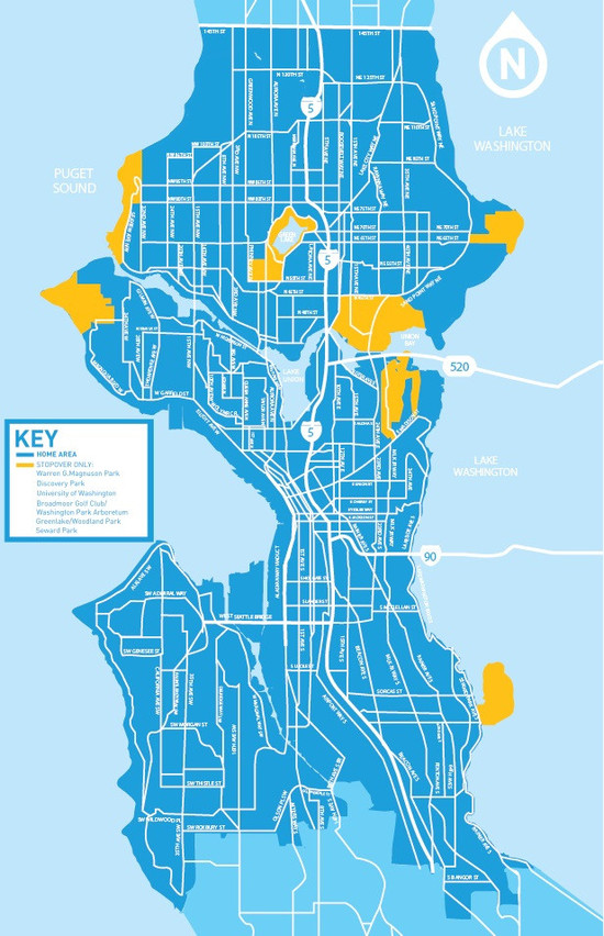 Car To Go Seattle >> Car2go Now Serving All Of Seattle The Urbanist