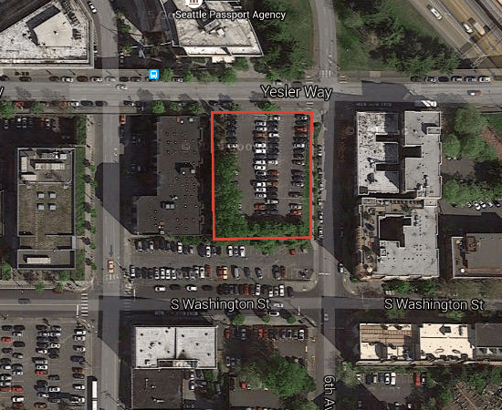 Yesler Way & 6th Ave Site