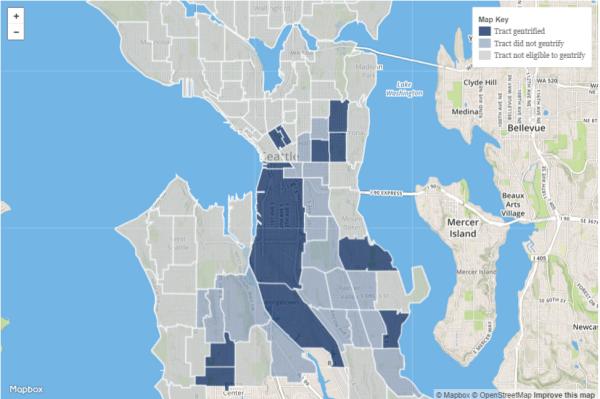 Seattle Gentrification Maps and Data2