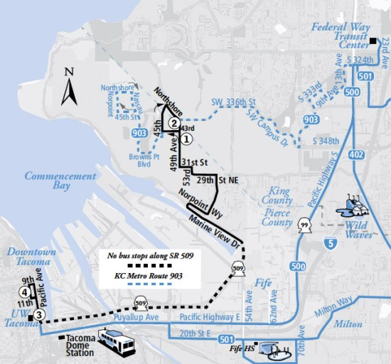 Route 63 (Pierce Transit)