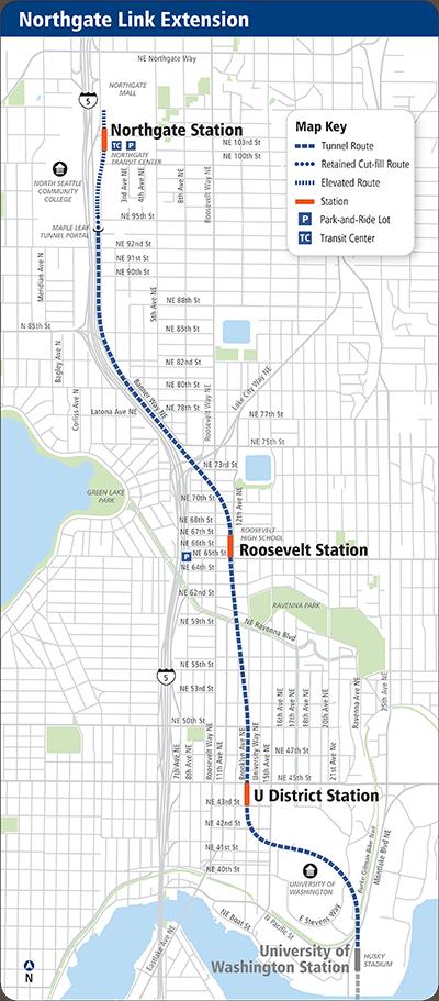 Northgate Link (Sound Transit)