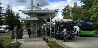 Overlake Transit Center