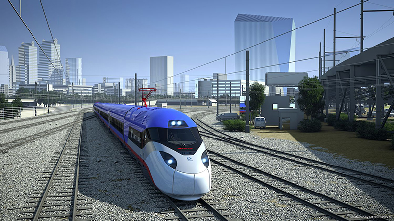 High Speed Rail: The Right Kind of Infrastructure Investment