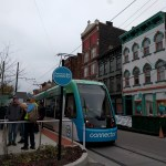 Cincinnati Streetcar at Findlay Market