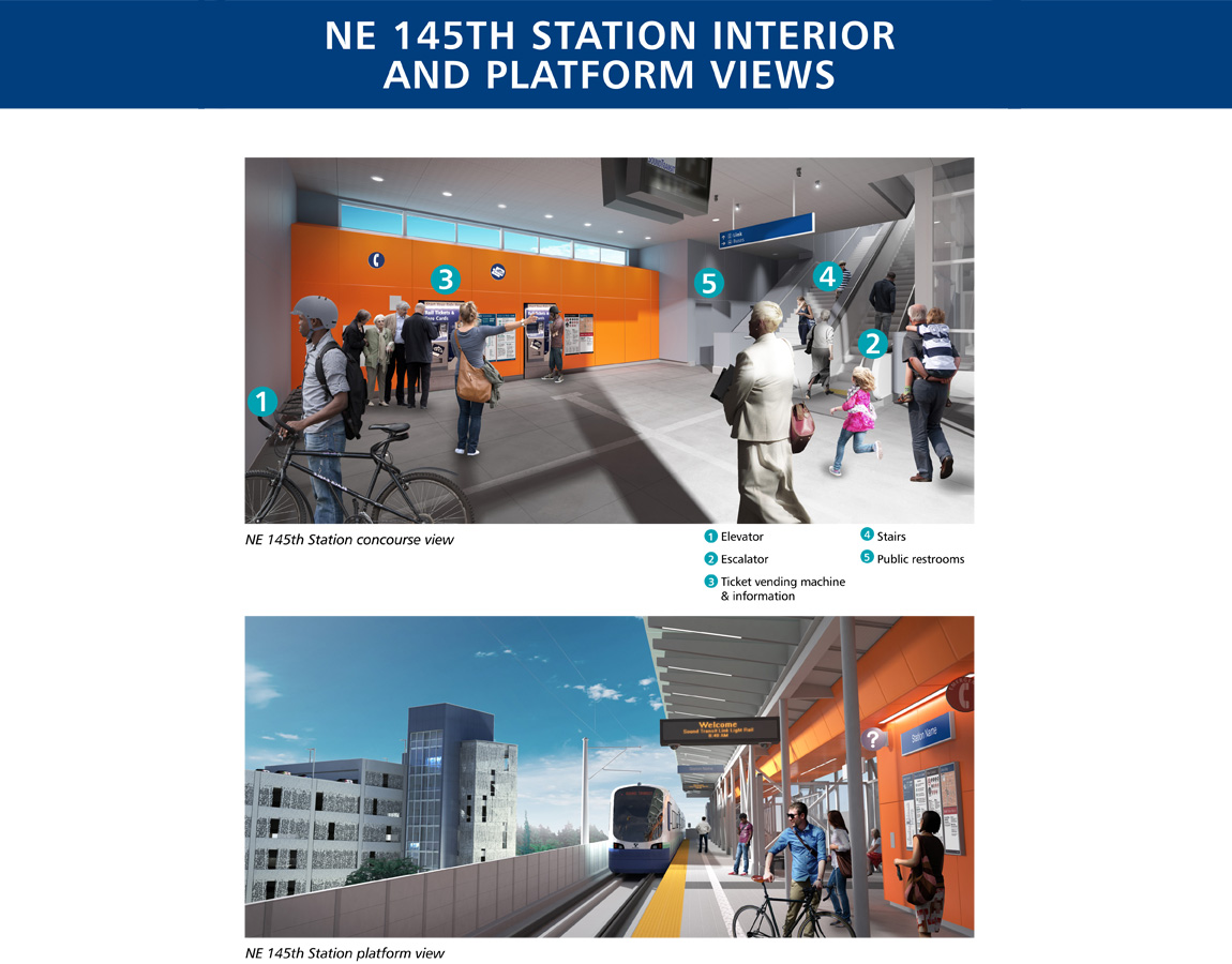 Sound Transit Brings Two Lynnwood Link Stations To 60