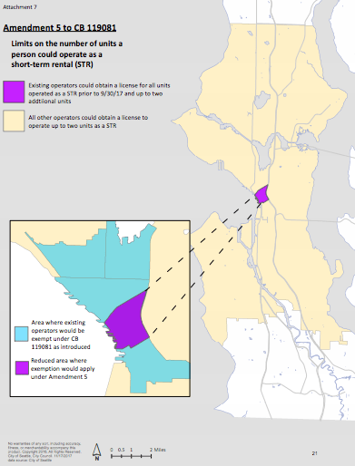 How Amendment 5, sponsored by Councilmembers Bagshaw and O'Brien would work. (City of Seattle)