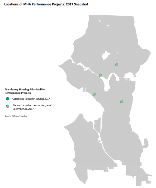 On-Site Affordable Housing Is a Trend in Seattle's Early MHA Results