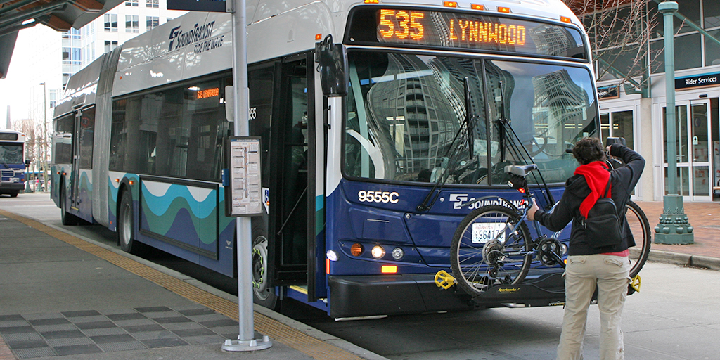 Sound Transit Board Approves Bus Purchases, Lynnwood Link