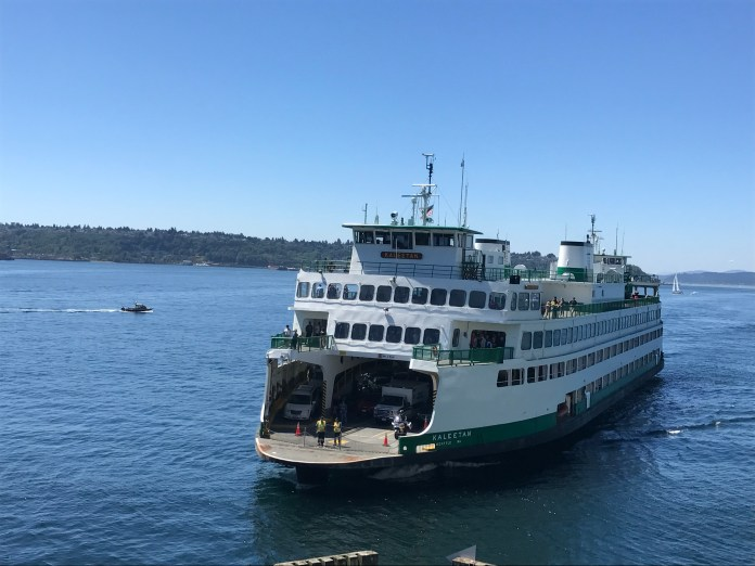 The state ferry system needs a lot more funding to keep it afloat.