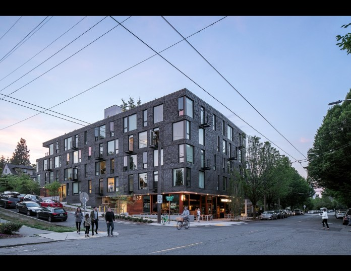 Image courtesy of the architects and AIA Seattle.