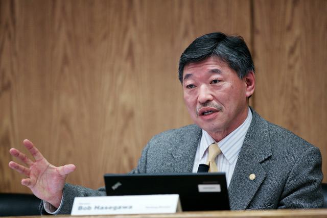 Picture of Bob Hasegawa