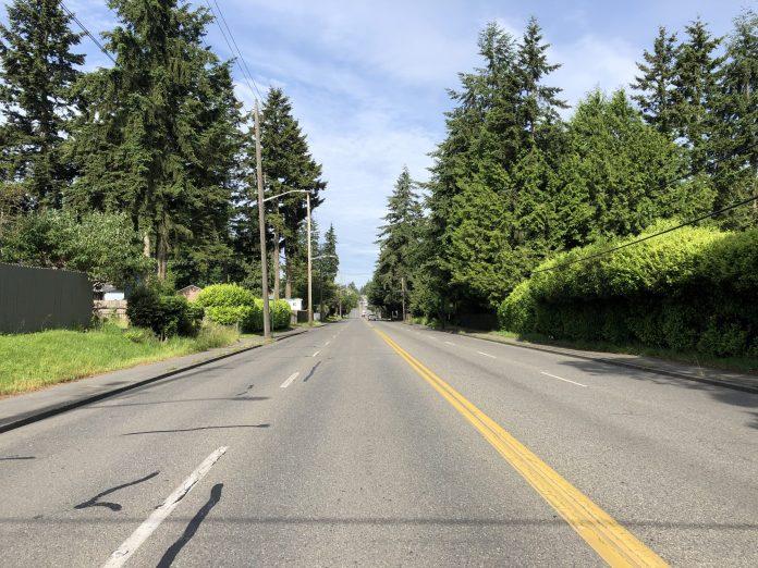 Shoreline-Seattle Boundary