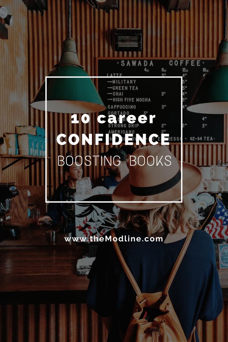 10 Career Confidence Boosting Books