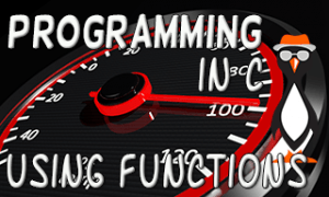 Using C Functions