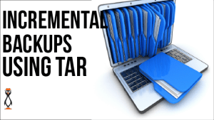 Incremental Backups with Tar