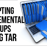 Scripting Incremental Backups Using Tar