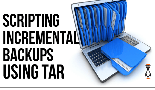 Incremental Backups Using Tar