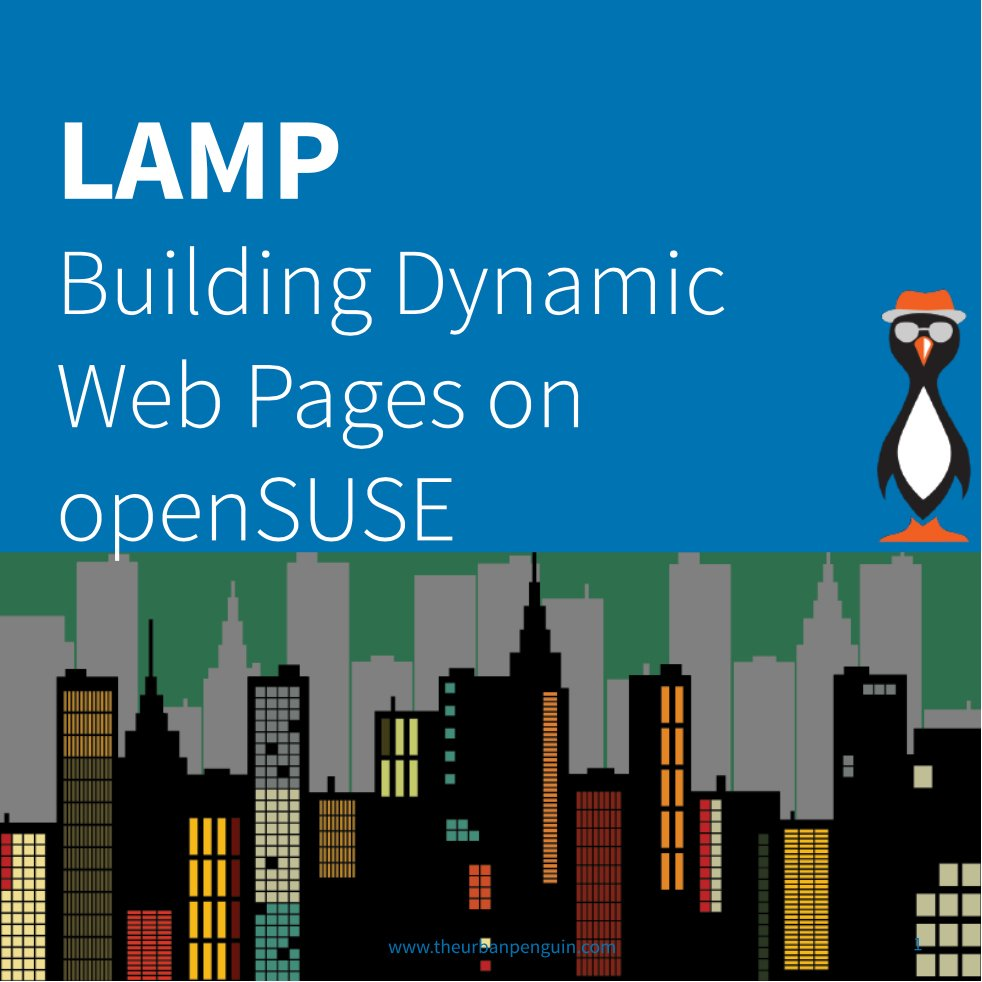 Building Dynamic Web Pages With LAMP On OpenSUSE 15