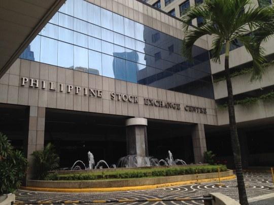 The philippine stock exchange