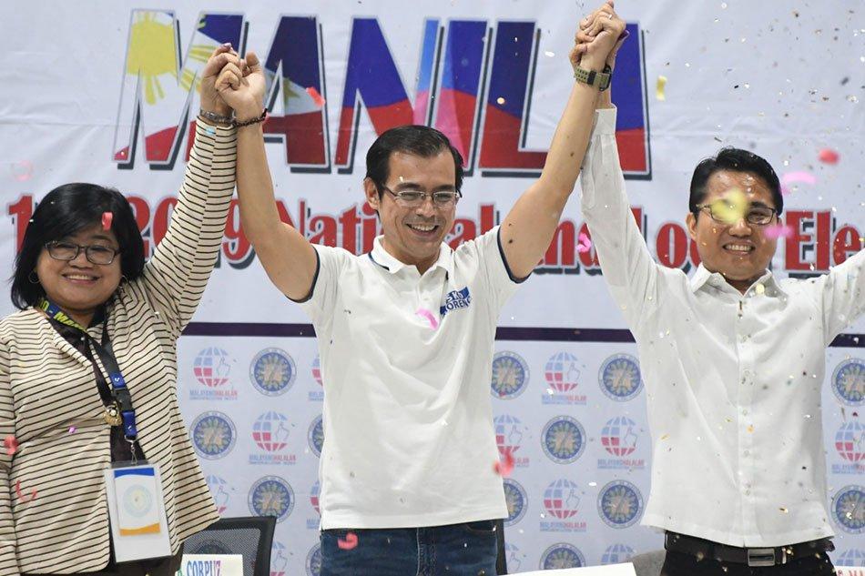 Election 2019 Manila